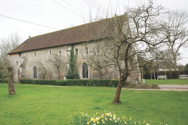 Clare Priory