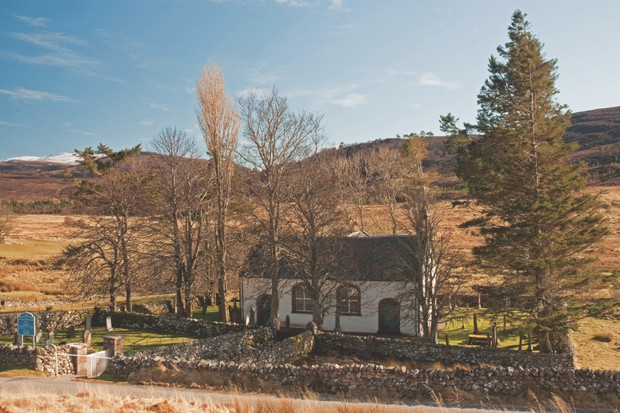 Crick Church, Sutherland
