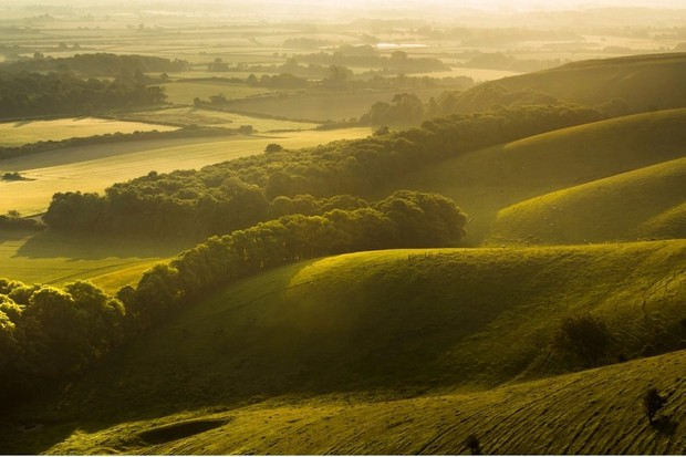 Firle Beacon East Sussex