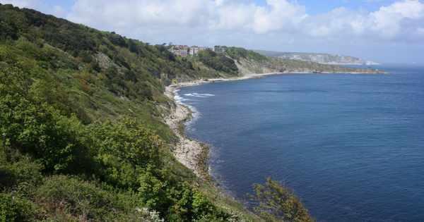 Walk: Durlston Head and Dancing Ledge, Dorset