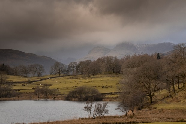 Langdale pikes, Cumbria