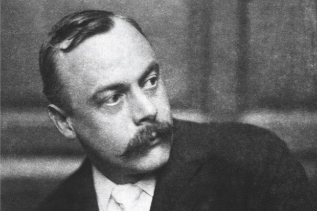 Kenneth Grahame, author of The Wind in the Willows