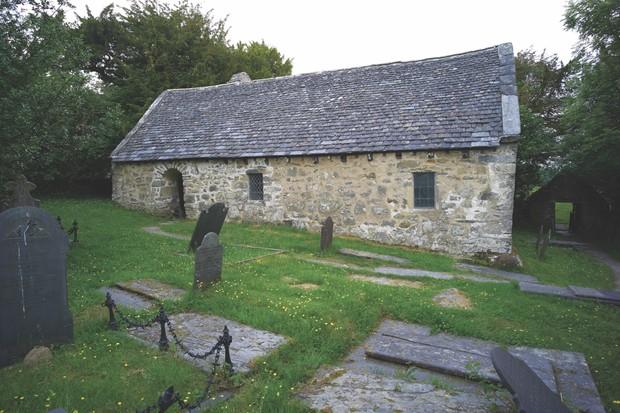 Llanrhychwyn Church, Conwy