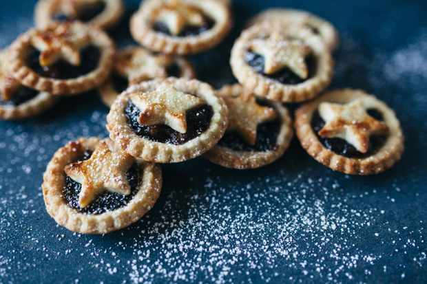 Mince pie recipe (Photo by: Laura Kate Bradley via Getty Images)