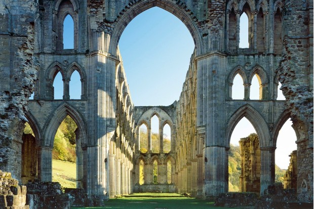 Rievaulx Abbey North Yorkshire