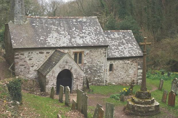 St Beuno church, Culbone
