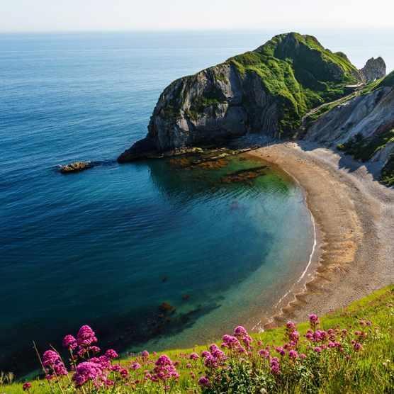 Wareham, Dorset coast