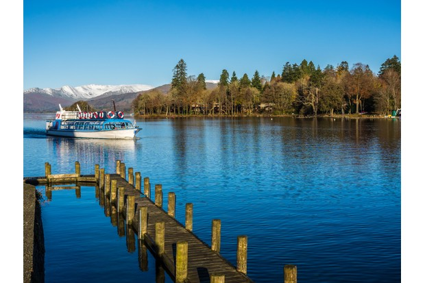 Bowness waterfront, Lake Windermere ©Getty