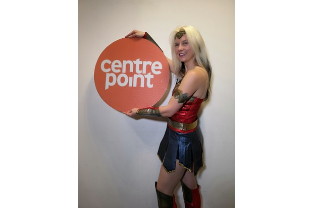 Phoebe Smith as Wander Woman