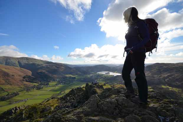 Phoebe Smith hikes across britain