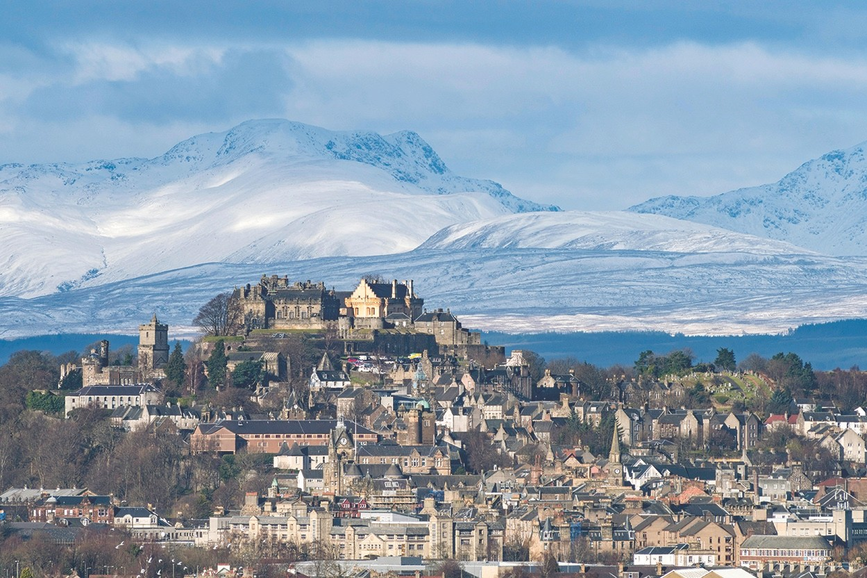 Stirling, Stirlingshire ©Alamy