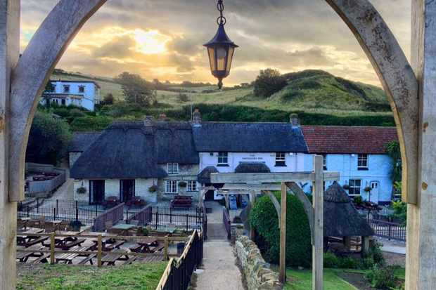 The best winter walker's pubs in Britain