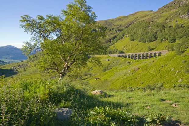 Glen Ogle, Lochearnhead, Stirlingshire, Scotland