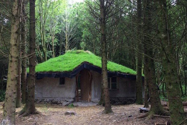 Henbant-Woodland-Roundhouse
