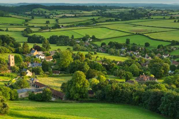 Rural vilage