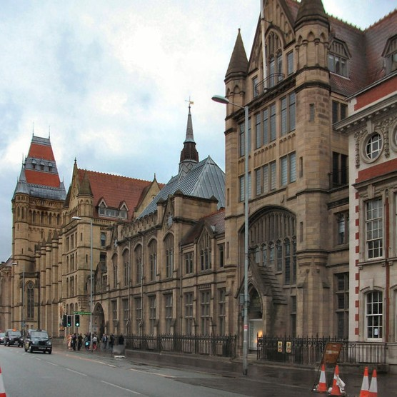 Manchester Museum @David Dixon