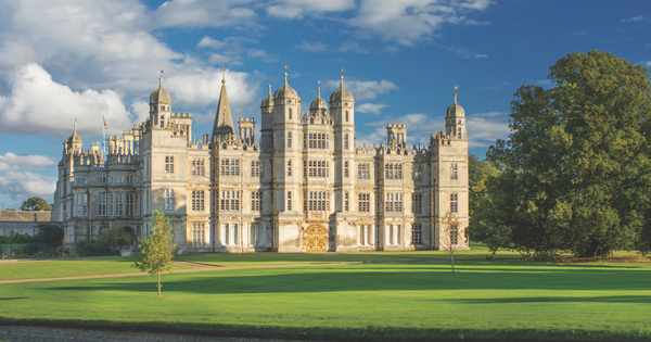 Day out: Burghley House, Lincolnshire