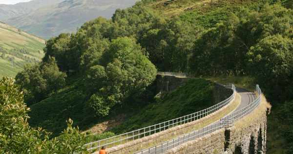 Valentine's Day bike rides on the National Cycle Network