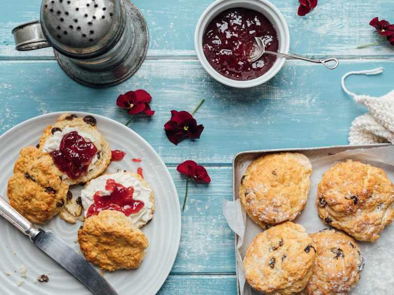 Britain's best cream teas
