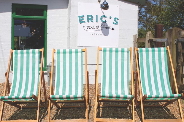 Eric's Fish and Chips, Thornham