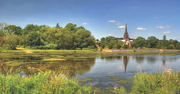 Day out: Harley Gallery and Clumber Park, Nottinghamshire