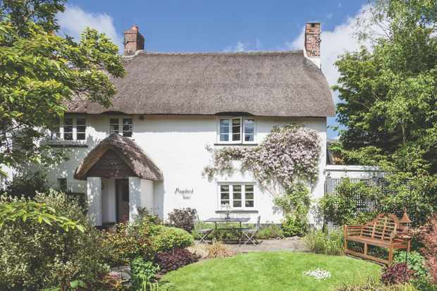 Moorland View Cottage, Devon