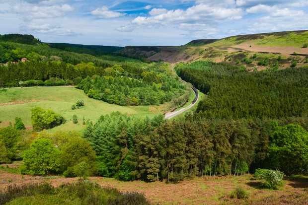 North North York Moors National Park