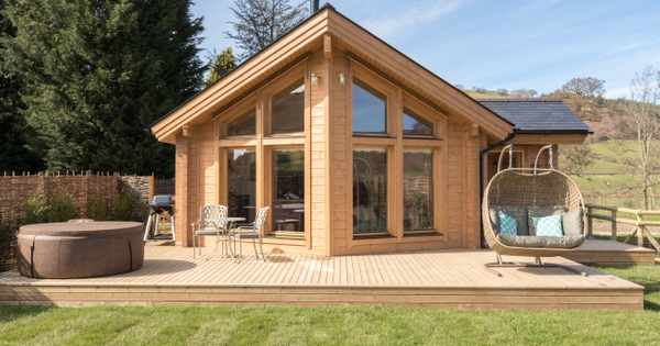 British bolthole review: Rivercatcher Log Cabins, North Wales