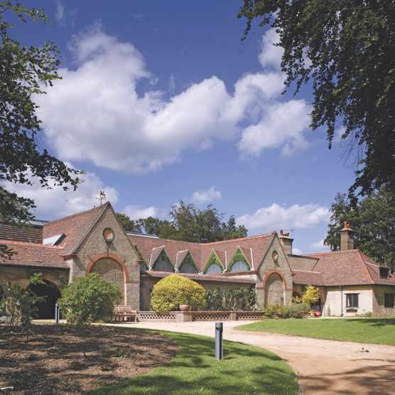 Watts Gallery and Artists' Village, Surrey