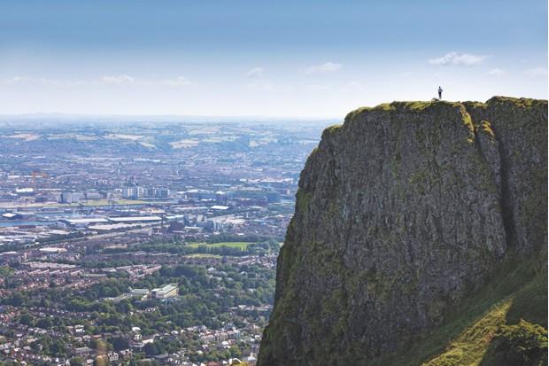 Cave Hill, Belfast, Northern Ireland