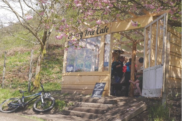 Cherry Tree cafe, Scotland