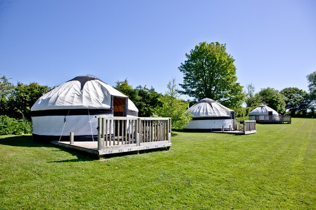Cornish Yurts