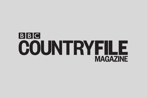 BBC Countryfile Magazine logo