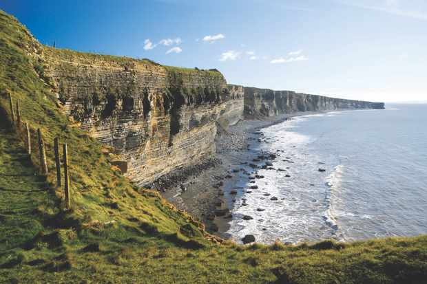 Nash Point and Glamorgan Heritage Coast, Wales