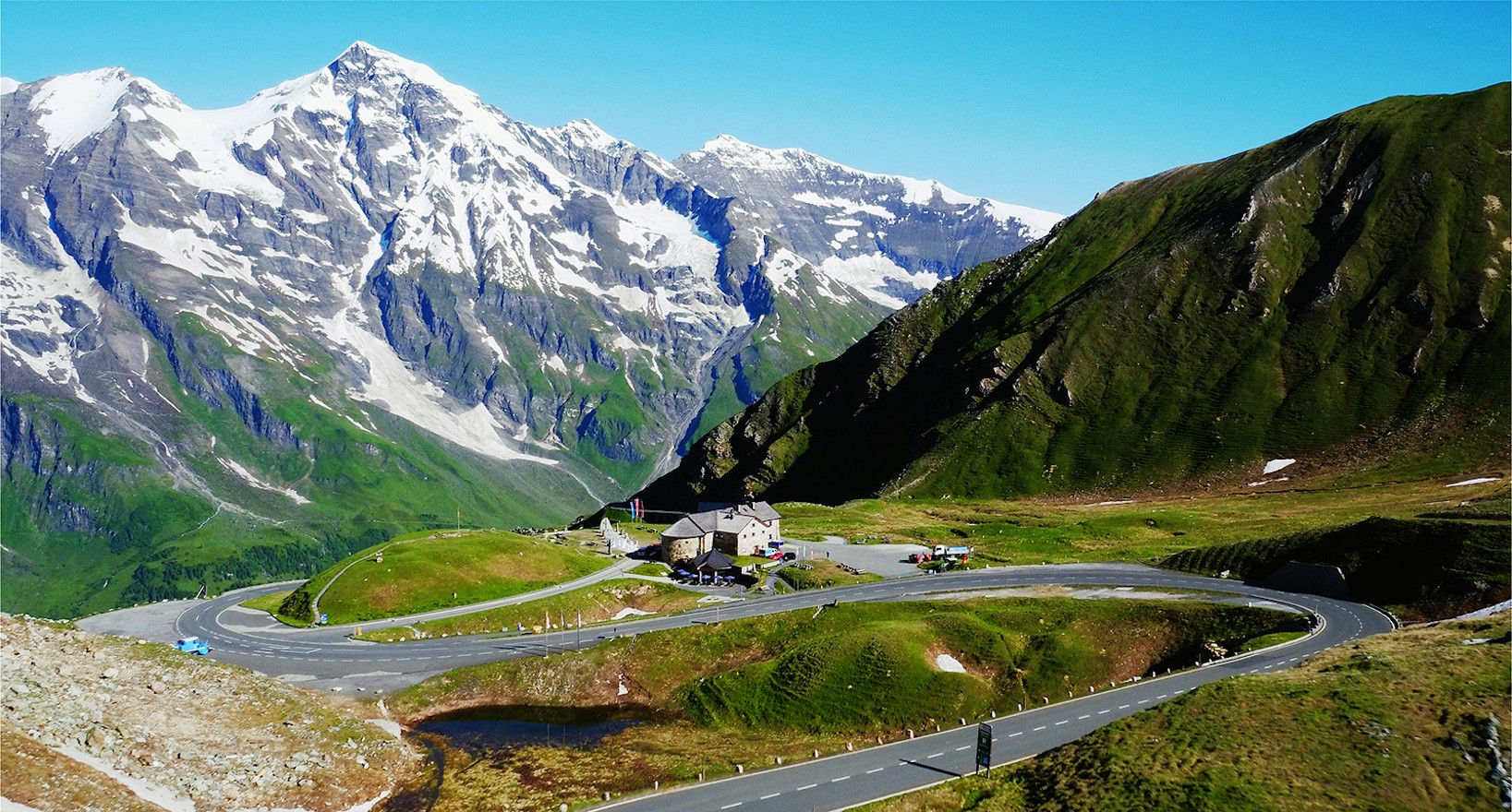 Grossglockner-Haus-Alpine-Naturschau