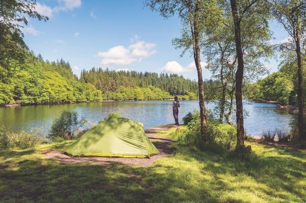 Loch Drunkie, Scotland