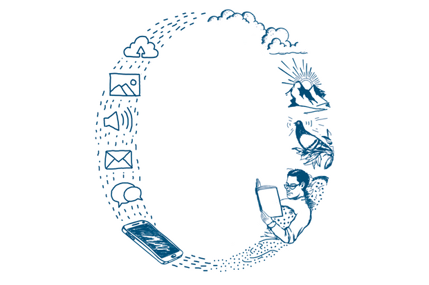 O is for Offline: mindfulness in nature