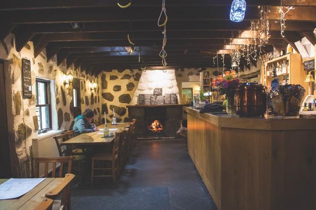 The Byres Inn at Brig O Turk