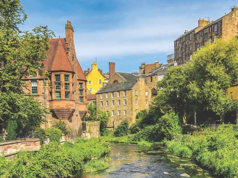 Day out: Water of Leith, Edinburgh
