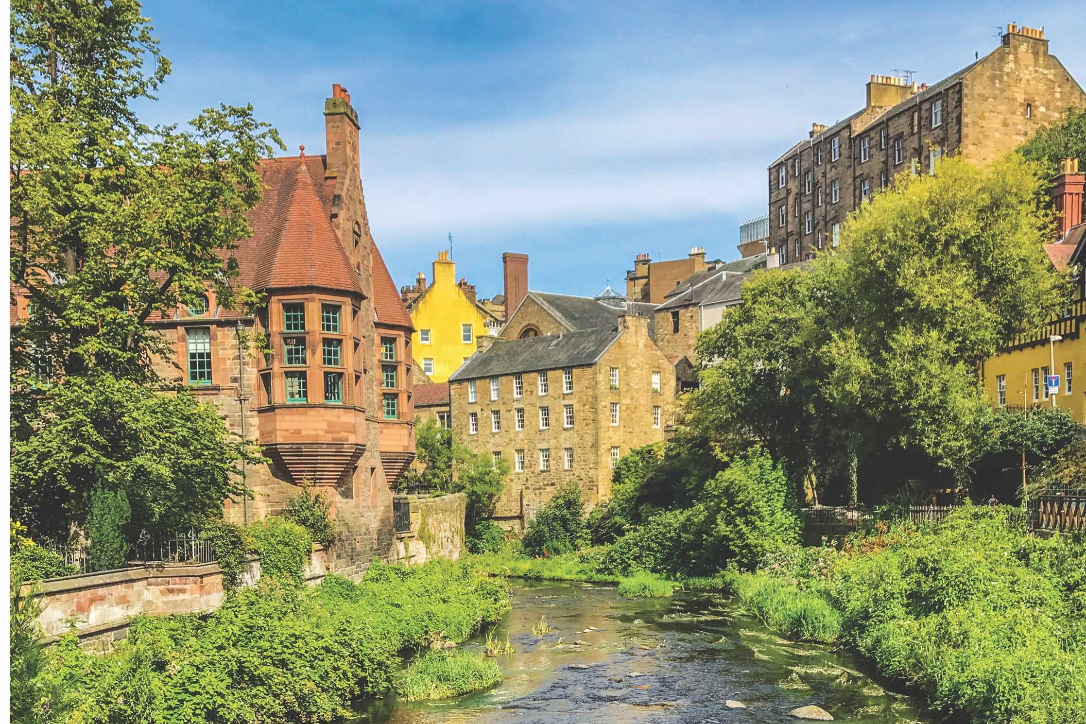 Water of Leith, Edinburgh
