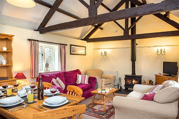 Win a 7-night stay in a stunning Cornish cottage, worth £600