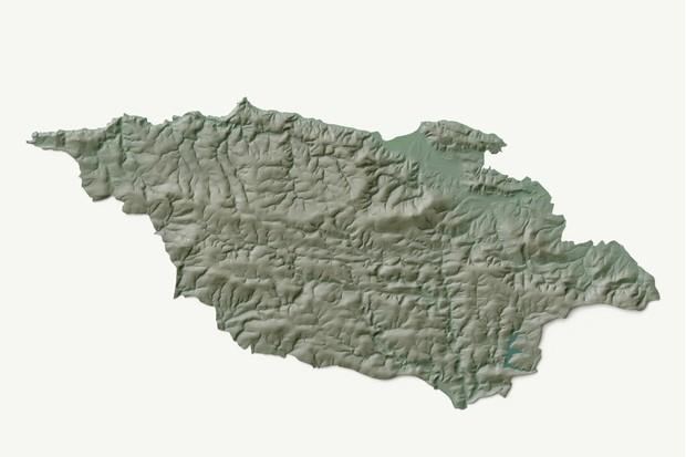 Exmoor map