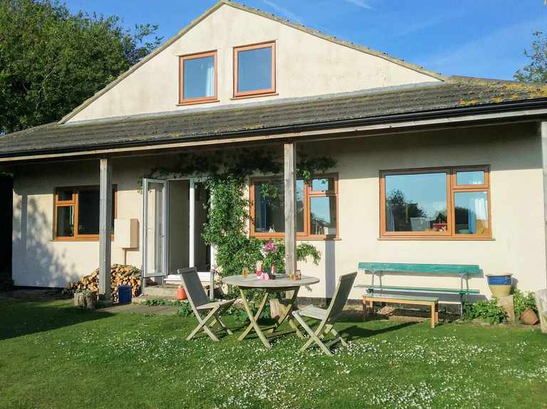 The Patch self catering holiday home - Advertisement