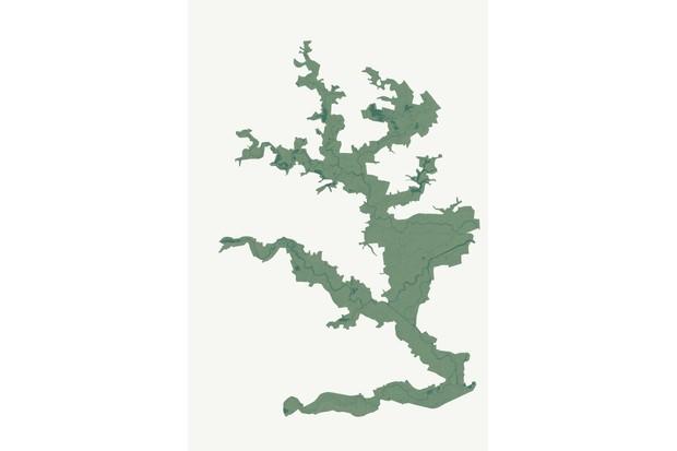 Broads map