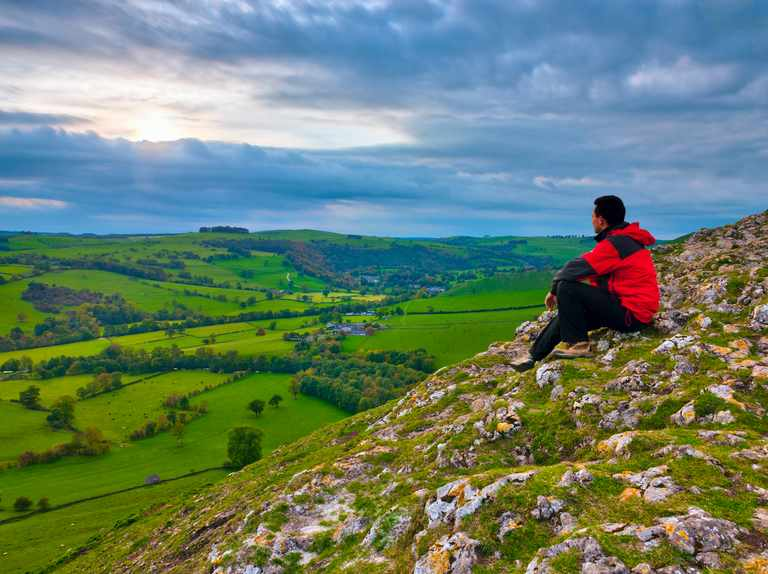 A to Z of mindfulness in nature