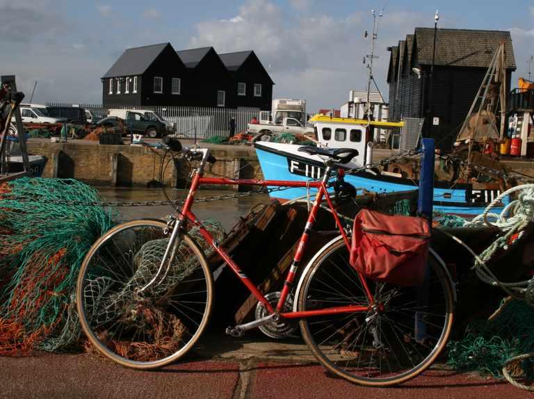 Bike rides to Britain's best foodie destinations