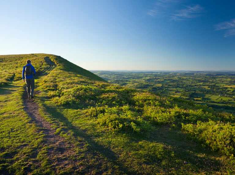New walkers passport for Offa's Dyke Path