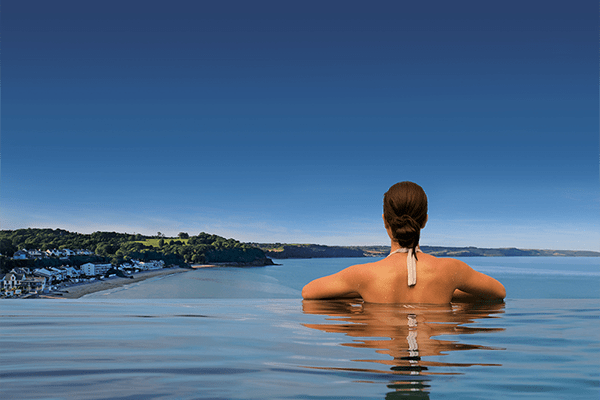 Win a two-night stay for two at St Brides Spa Hotel, plus a meal, two spa sessions and a bottle of champagne, worth £1,000
