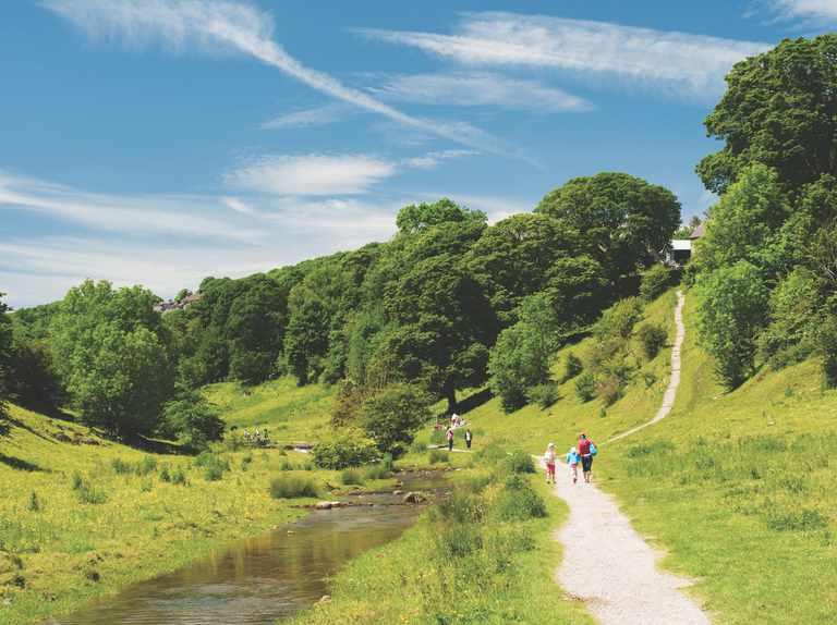 Walk: Middleton to Youlgreave, Derbyshire