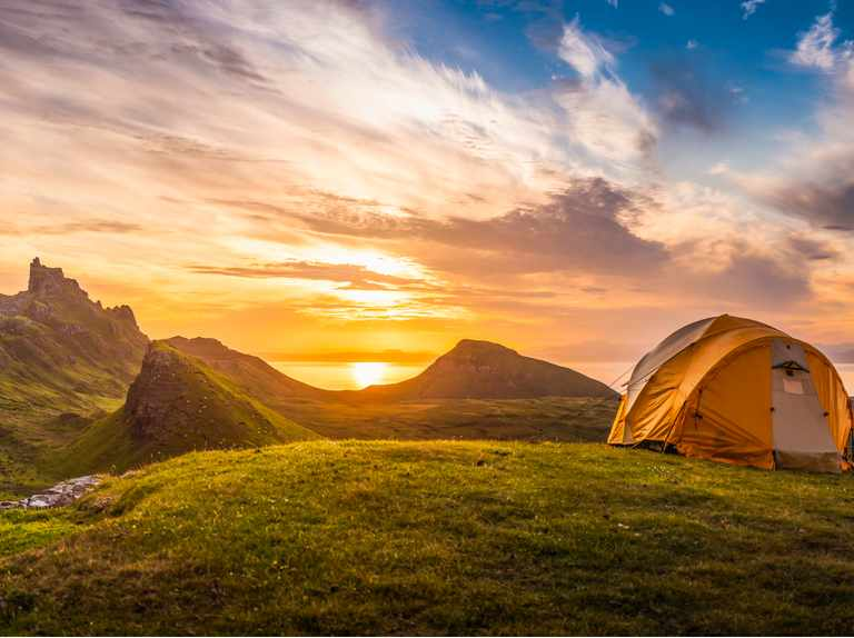 Ultralight tents for backpackers